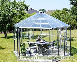 Vitavia Hera 9000 Hexagonal Greenhouse