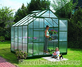 Vitavia Polycarbonate Greenhouses