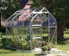Vitavia Orion 8x6 Greenhouse