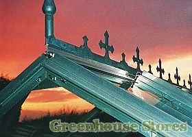Greenhouse Crestings and Finials