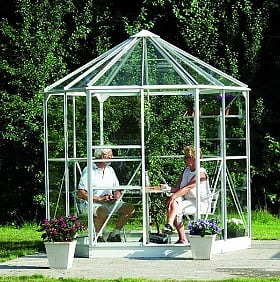 Hexagonal Greenhouses | Greenhouse Stores