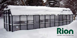 Rion Greenhouses great for Snow