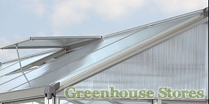 10mm Polycarbonate Roof