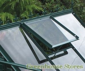 Greenhouse Roof Vents