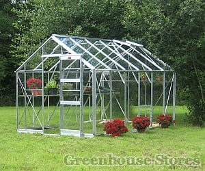 Elite Belmont Greenhouse