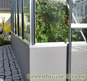 Vitavia Cassandra Dwarf Wall Greenhouse Door