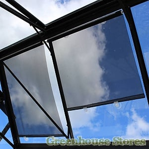 greenhouse roller blinds