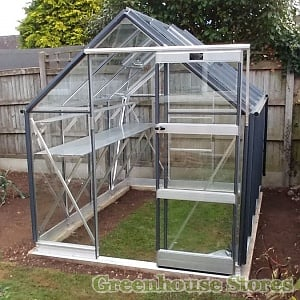 Elite Craftsman Greenhouse