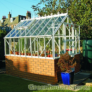 Elite Thyme Dwarf Wall Greenhouse in 6ft wide