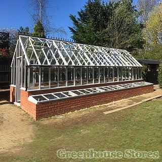 Swallow Eagle Wooden Greenhouse Gable