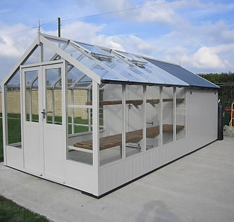 Swallow Raven Greenhouse   Free Installation & Delivery