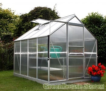 Grow Master 6x4 Greenhouse