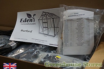 Eden Packaging and Instructions