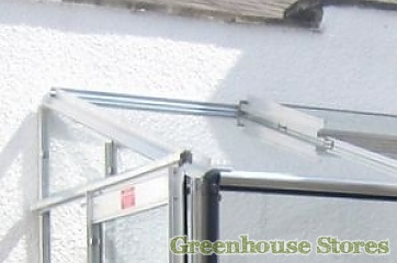 Elite EasyGrow Low Ridge Greenhouse