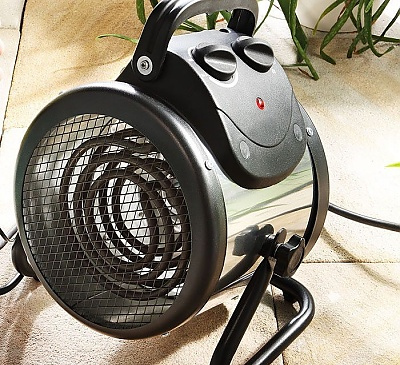 Palma 2kW Electric Greenhouse Heater