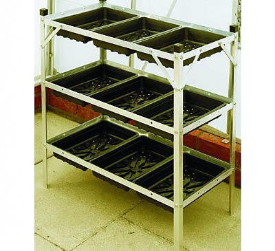 Elite 3 Tier Seed Tray Frame