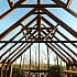 Swallow Eagle Wooden Greenhouse Roof Bracing