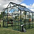 Vitavia Phoenix 8x8 Green Greenhouse with Toughened Glass