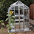 4x6 Eden Birdlip Greenhouse with Horticultural Glass