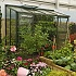 Eden Broadway Lean To Greenhouse Green
