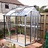 4x6 Eden Birdlip Greenhouse Toughened Glass