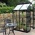 Eden Birdlip 4x4 Greenhouse In Green