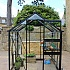 Eden Burford 6ft Wide Greenhouse with Zero Threshold Base