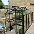 Eden Burford 6x10 Greenhouse with Green Powdercoating