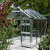 Eden Burford 6x8 Greenhouse with Zero Threshold door