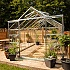 Eden Regal Silver Greenhouse