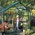 Elite Belmont 8x4 Greenhouse with Green Powder Coating