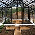 Elite Supreme 10ft Wide Greenhouse With Sunken Beds