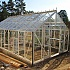 Elite Supreme 10ft Wide Greenhouse with Crestings and Finials