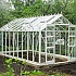 Elite Thyme 8ft Greenhouse in White Powder Coating