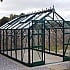 Elite Titan 8x14 Greenhouse Toughened Glazing