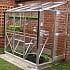 Elite Windsor 4x6 Lean to Greenhouse with Toughened Glazing