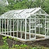 Elite Belmont 8x20 Greenhouse in White