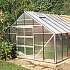 Elite Classique Greenhouse Polycarbonate