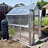 Elite Compact 4x6 Greenhouse with Polycarbonate Glazing
