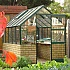 elite 6ft wide dwarf wall greenhouse<gallery>productImages/elite/dwarf6/elite 6ft wide dwarf wall greenhouse.jpg