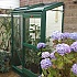 Elite Easygrow 2x4 Lean to Greenhouse in Green