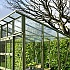 Elite Edge Pent Roof Greenhouse  Profile