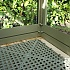 Elite Edge Pent Roof Greenhouse Integral Base