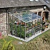 K800 Elite Titan 8x12 Lean to Greenhouse