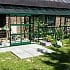 6x24 Elite Kensington Lean to Greenhouse