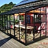 Elite Kensington 8 Lean to Greenhouse