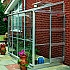Elite Kensington 4x8 Lean to Greenhouse in Alloy