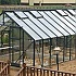 Elite Titan 1200 12x22 Greenhouse with Grey Powder Coating