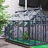 Elite Titan 6x10 Greenhouse in Grey