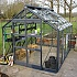 Elite Titan 800 Grey Greenhouse